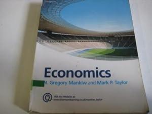 Economics: N. Gregory Mankiw