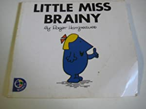 Little Miss Brainy (Little Miss Library) Hargreaves,