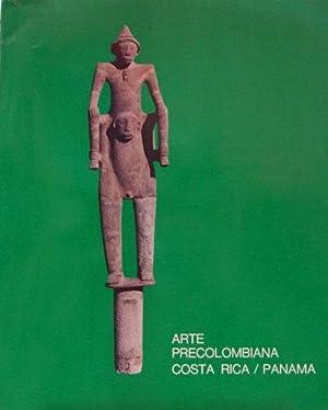 ARTE PRECOLOMBIANA COSTA RICA / PANAMA Mostra: AAVV