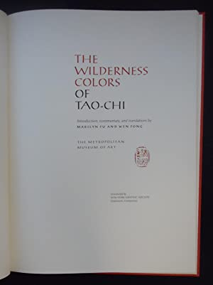 The Wilderness Colors of Tao-Chi: Marilyn Fu