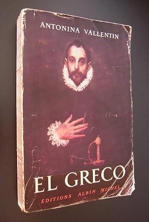El Greco: Vallentin, Antonina
