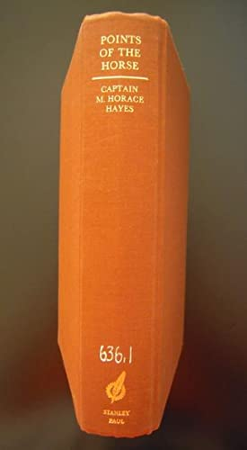 Points of the Horse: Horace Hayes, M.