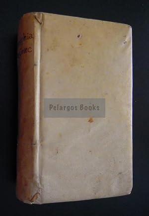 Calligraphia Oratoria Linguae Graecae