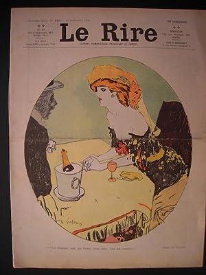 Le Rire - Journal humoristique paraissant le Samedi / No. 189, 1906
