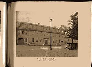 Weimar. Ansichten der Stadt