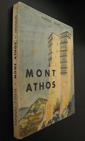 Mont Athos / La Sainte Montagne: Coate, Randoll