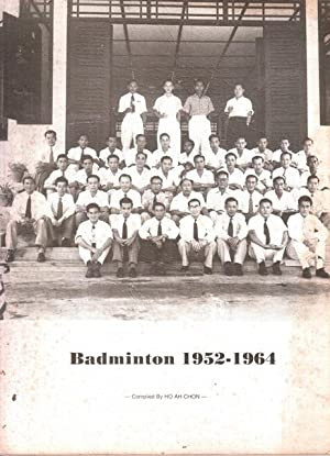 Badminton 1952-1964: Ho Ah Chon