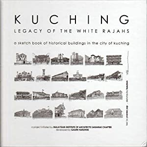Image result for kuching legacy of white rajah sketchbook