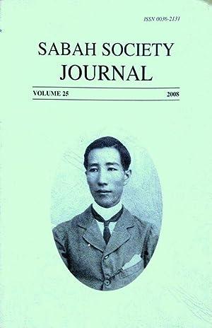 Sabah Society Journal Volume 25 2008: Kay Lyons &