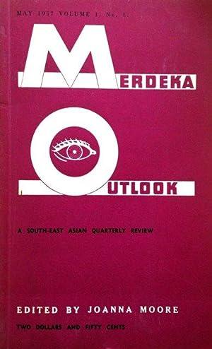 Merdeka Outlook Vol 1 No 1: Joanna Moore (ed)