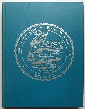 A Centennial history of Tower City and: Stutzman, Howard G.