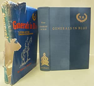Generals in Blue, Lives of the Union: Warner, Ezra J.