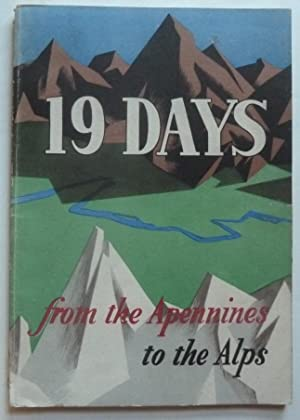 19 Days from the Apennines to the Alps, the Story of the Po Campaign