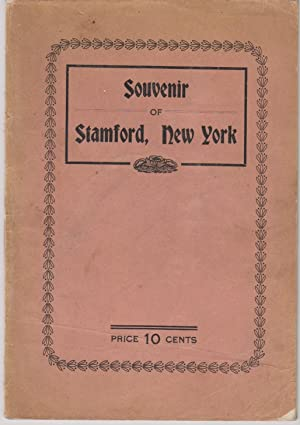 Souvenir Of Stamford, New York