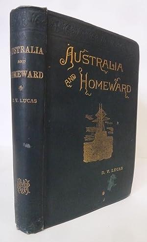Australia and Homeward: Lucas, D. Vannorman