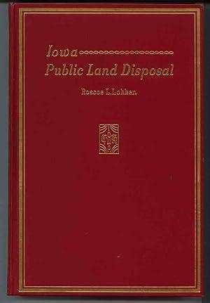 Iowa Public Land Disposal: Lokken, Roscoe L.