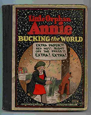 Little Orphan Annie Bucking the World: Gray, Harold