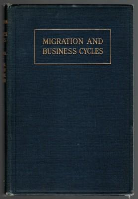 MIGRATION AND BUSINESS CYCLES: Jerome, Harry