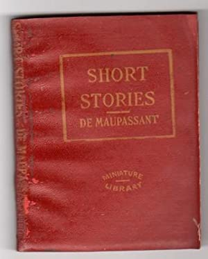 Short Stories: De Maupassant, Guy