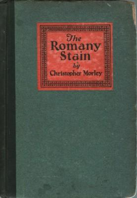 The Romany Stain: Morley, Christopher