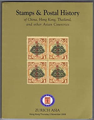 2 Nov) Stamps and postal history of: 2006