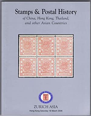 18 Mar) Stamps and postal history of: 2006