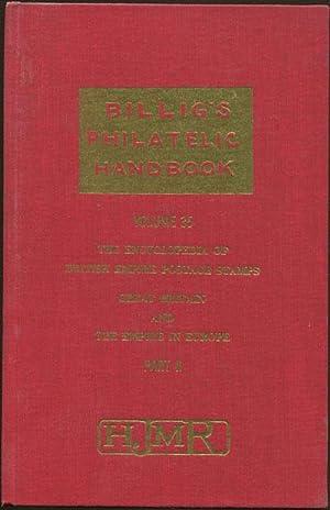 Vol. 35 Billig's philatelic handbook.: BILLIG Fritz