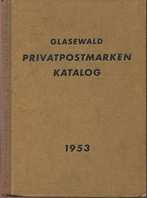 Glasewald Privatpostmarken Katalog: GLASEWALD G.