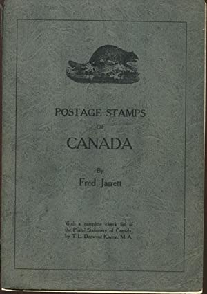 Postage stamps of Canada.: JARRETT F.