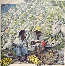 Jamaica Johnny.: HADER Berta and