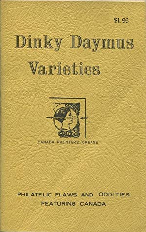 Dinky Daymus varieties. - Philatelic flaws and oddities featuring Canada.: KELSON A.