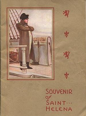 Souvenir of St Helena.: ST HELENA