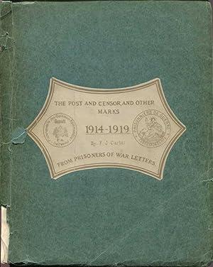 The Post & Censor & Other Marks: CARTER F.J.