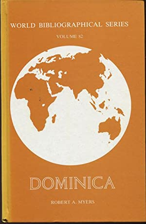 Dominica. - Volume 82.: MYERS R.A.