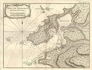Baye de Porto-Belo et Costes Voisines: BELLIN J.N.