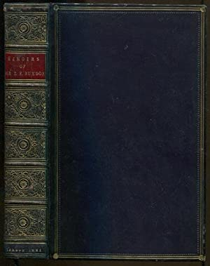 Memoirs of Sir Thomas Fowell Buxton, Bart.: BUXTON Charles
