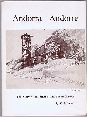 Andorra - Andorre.: JACQUES W.A.