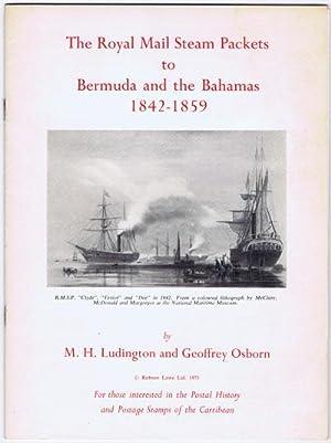 The Royal Mail Steam packets to Bermuda: LUDINGTON M.H. OSBORN