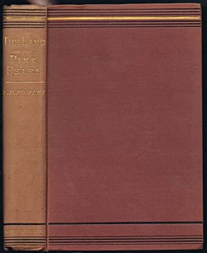 The Land of the Pink Pearl - or recollections of life in the Bahamas.: POWLES L.D.