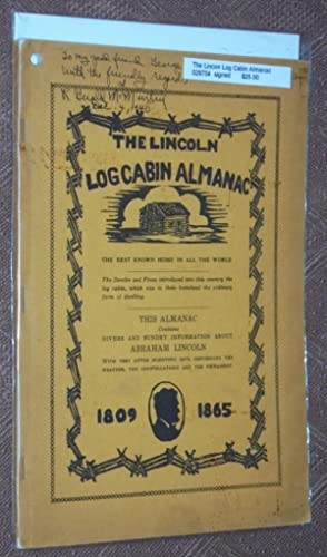 The Lincoln Log Cabin Almanac: McMurtry, R. Gerald