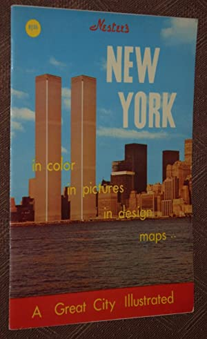 Nester's New York in Color in Pictures in Design Maps