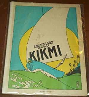 "KIMMI, The Haresfoot Club of the University of Wisconsin Presents ""KIMMI"", An Original ..."