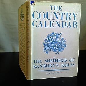 The country calendar, or The shepherd of: John Claridge