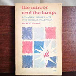 The Mirror And The Lamp: Romantic Theory: Abrams, M H