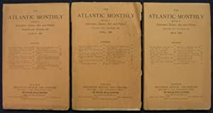The Aspern Papers  in The Atlantic Monthly, March, April, and May, 1888.