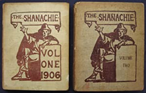The Shanachie. Vol. 1, No. 1 (Spring 1906) to Vol. 2, No 6 (Summer 1907), a complete run.