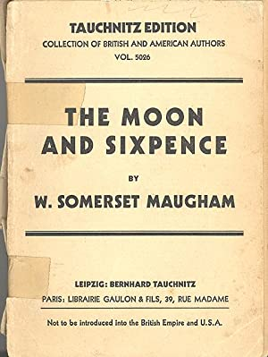 Moon and Sixpence, The: Maugham, W. Somerset