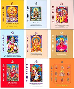 How To Conduct Puja (set of 9)