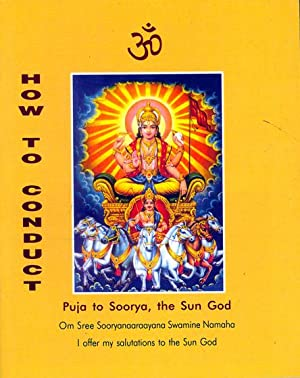 How To Conduct Puja to Soorya