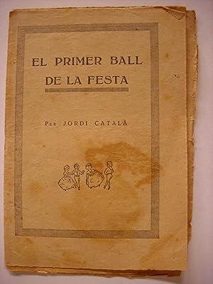 Col·lecció En patufet. Nº 624. El primer ball de la festa: Català, Jordi [Xavier...